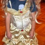 Aurora travestita da Belle