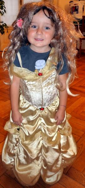 Vestiti di carnevale le principesse disney mamma
