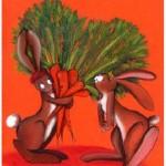 segnalibro-con-coniglietti