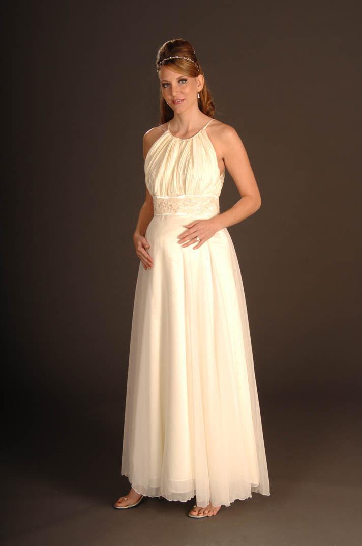Preferenza Matrimonio: gli abiti da sposa per la donna in gravidanza  BO14