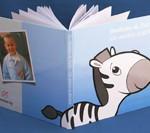 Libro personalizzato con foto sul retro