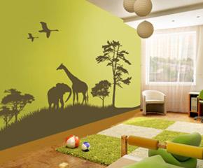 Decorazioni Per Camerette Bambini Fai Da Te : Decorazioni fai da te per la cameretta dei bambini mamma