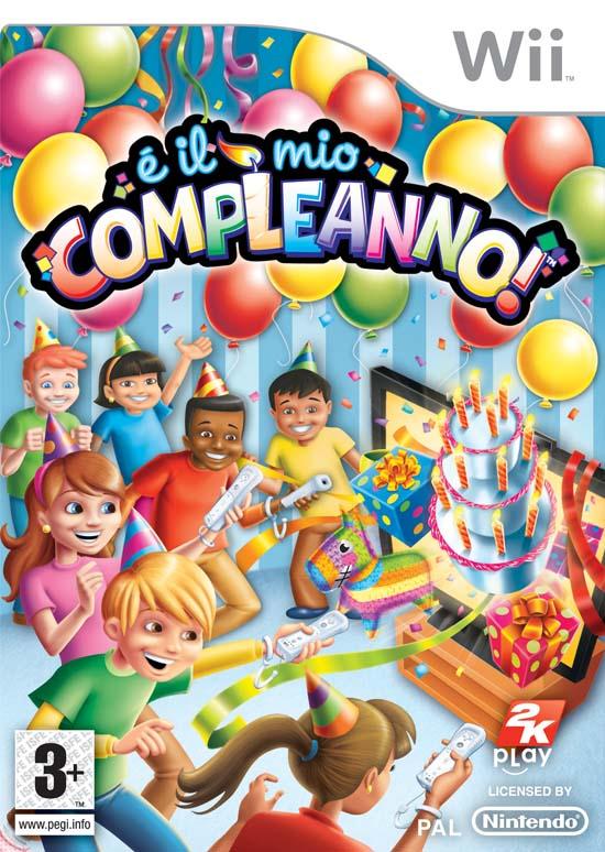 Favori Feste di Compleanno: giochi per Nintendo Wii - Blogmamma.it  MZ94