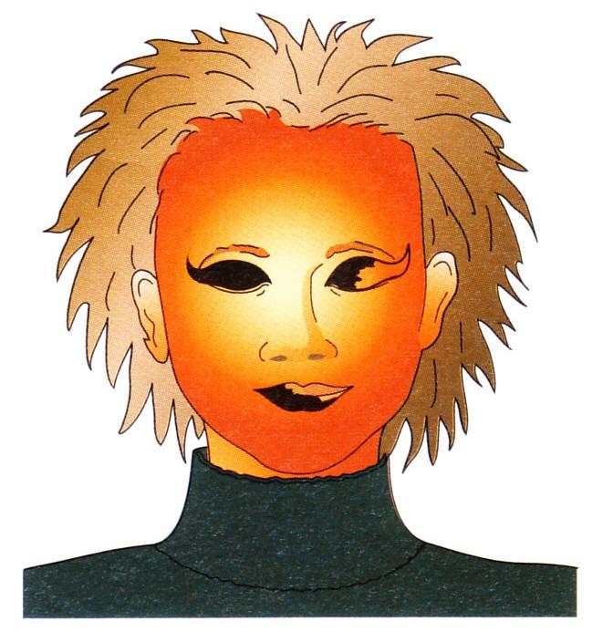 Famoso Halloween: consigli per truccare il viso dei bambini - Blogmamma  IM43