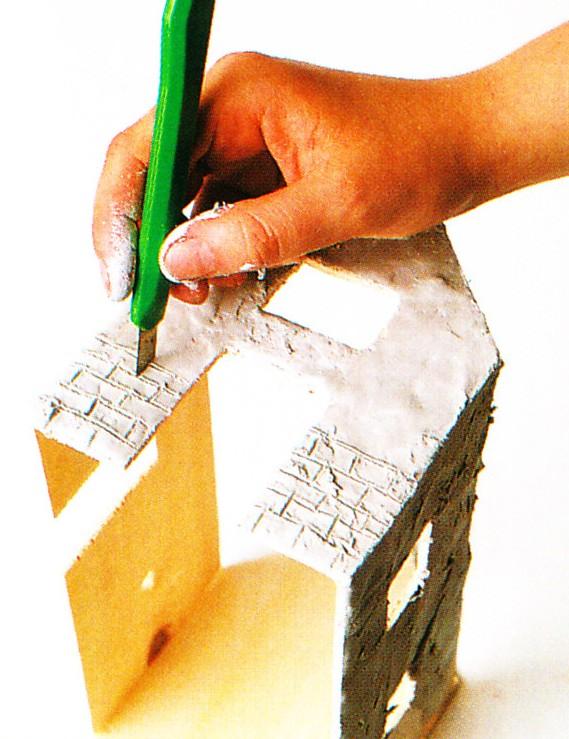 Costruire un presepe artigianale con il fai da te for Case di log del timpano