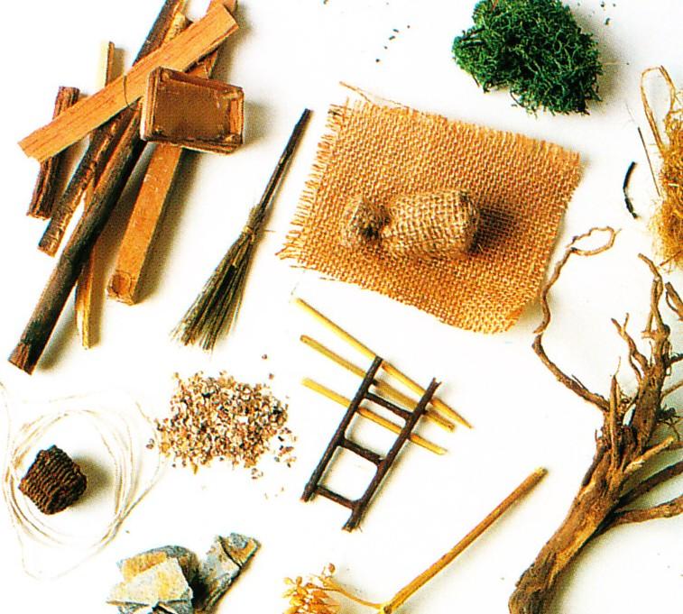 Costruire un presepe artigianale con il fai da te for Fai da te oggetti