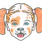 costume-carnevale-cucciolo-trucco-viso-completo