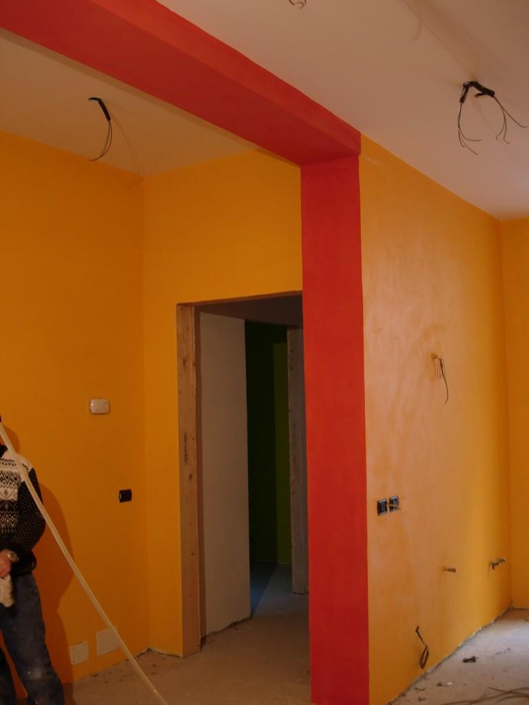 parete-rosso-gialla