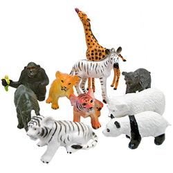 animali-giungla-plastica