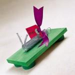 Caterpillar porta messaggi festa del papa - Porta messaggi ...