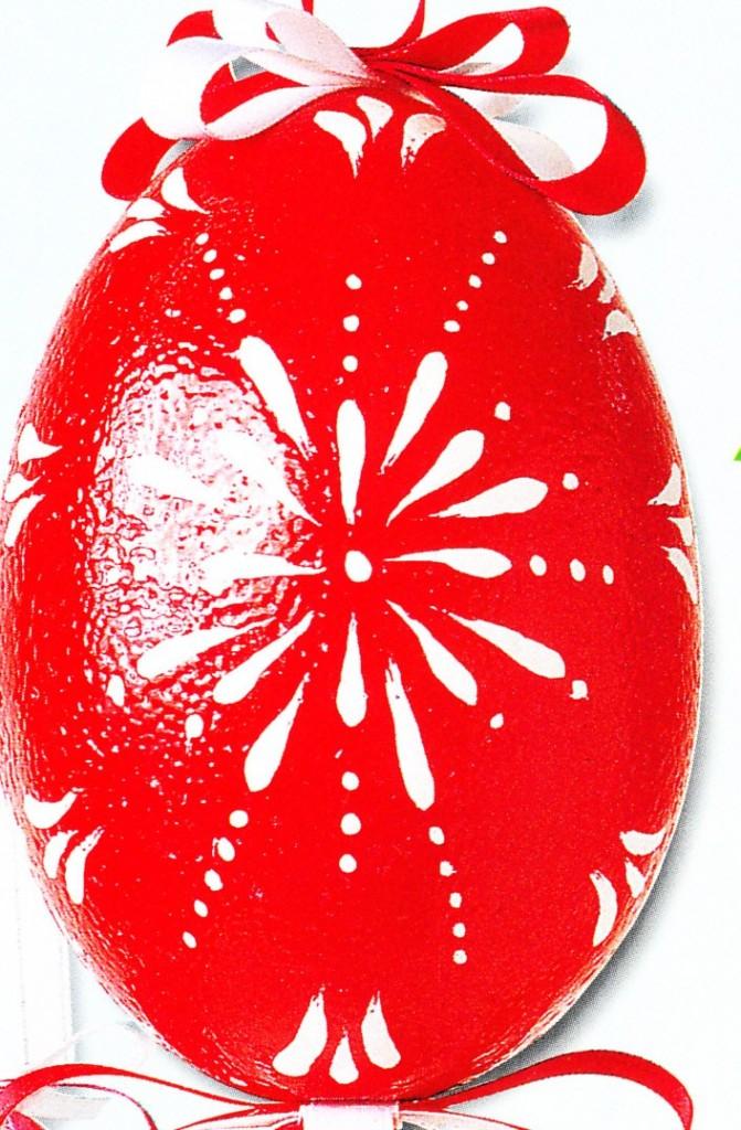 decorazioni-pasquali-fai-da-te-uovo-smaltato-rosso