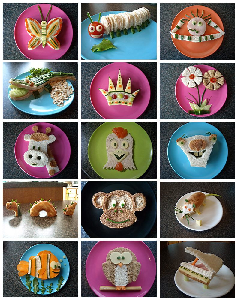 Super Tartine per feste di compleanno - Blogmamma.it : Blogmamma.it NT48