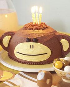 torta-scimmia