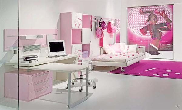 Camerette per bambini e design idee dal salone 2010 - Camere da letto bambina ...