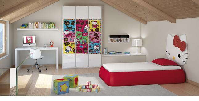 Camerette per bambini e design idee dal salone 2010 - Camerette per bambini design ...
