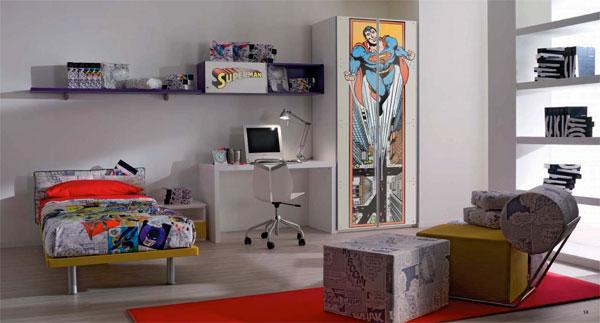 Camerette per bambini e design idee dal salone 2010 - Idee per cameretta bimbo ...