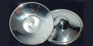 Paracapezzoli in argento