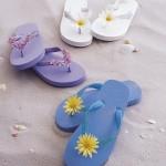 decorare-flip_-flop_-fiori_