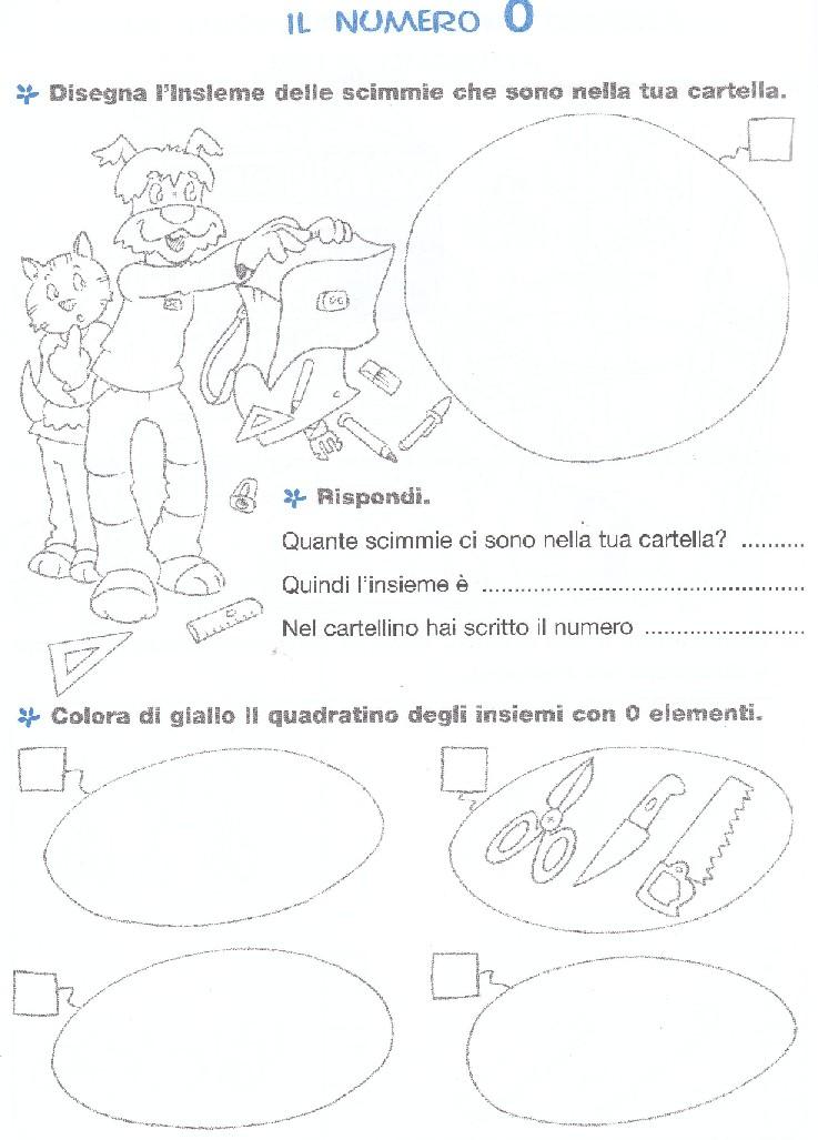 Favorito Esercizi di matematica per bambini scuola elementare, da stampare  QA25