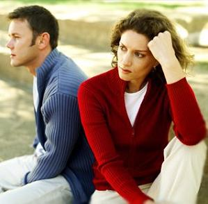 incomprensioni tra genitori separati