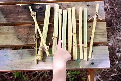 costruire-barca-bambu-raccolta