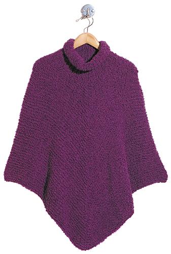 Lavori a maglia per l autunno  confezionare un poncho - Blogmamma.it dfb39137f9dc