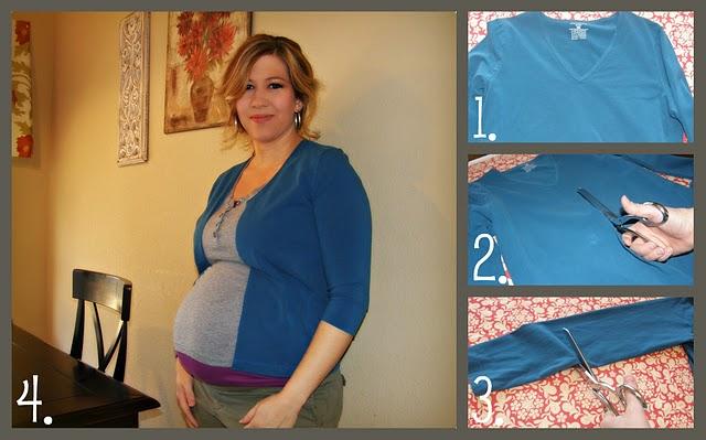 nuovi stili 842f8 d9016 Gravidanza e riciclo per un premaman fai da te - Blogmamma.it