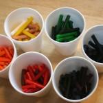 riciclare-pastelli-cera-selezione-colore