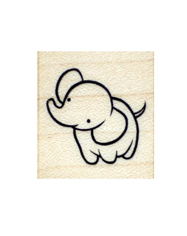 scrapbooking-timbro-elefante