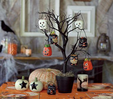 Halloween decorazioni fai da te per la casa blogmamma for Decorazioni per la casa fai da te