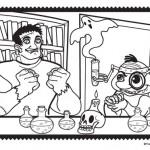 halloween-disegni-stampare-colorare-scienziato-pazzo