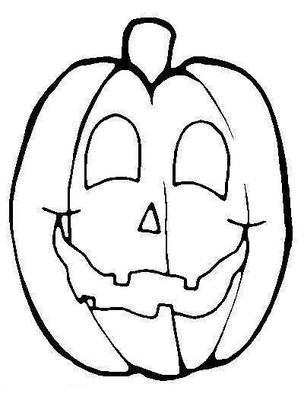 Halloween Disegni Stampare Colorare Zucca Blogmamma It