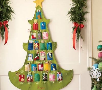calendario-avvento-fai-da-te-albero - Blogmamma.it ...
