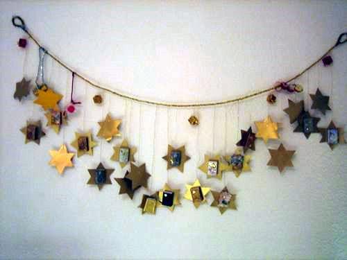 calendario-avvento-fai-da-te-stelle-fiammiferi