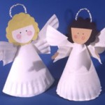 decorazioni-natale-angeli-piatti
