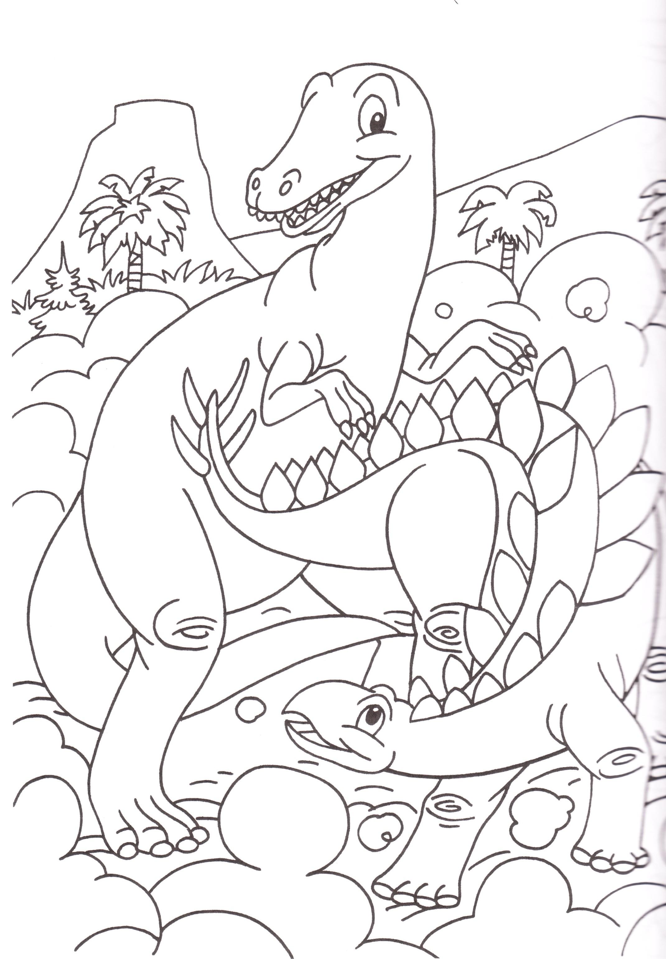 Vacanze con i bambini disegni da stampare e colorare for Paesaggi da colorare per bambini