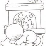 disegni-da-stampare-colorare-gattino