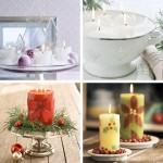 natale-decorare-la-tavola-candele