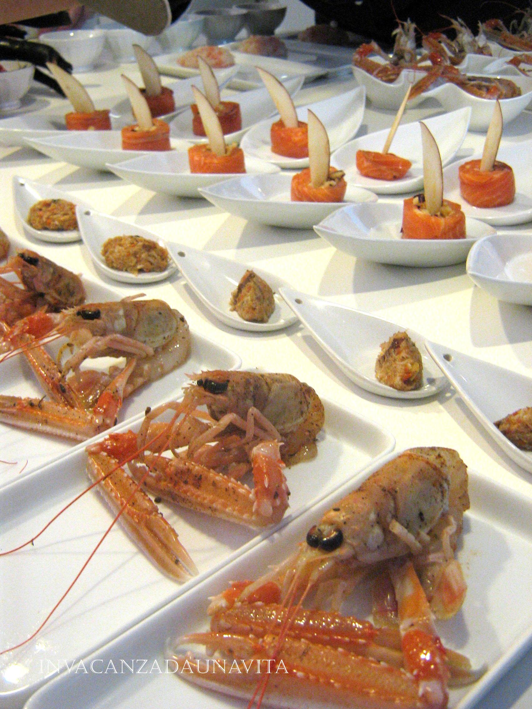 Ricette antipasti sfiziosi per capodanno for Ricette antipasti di pesce