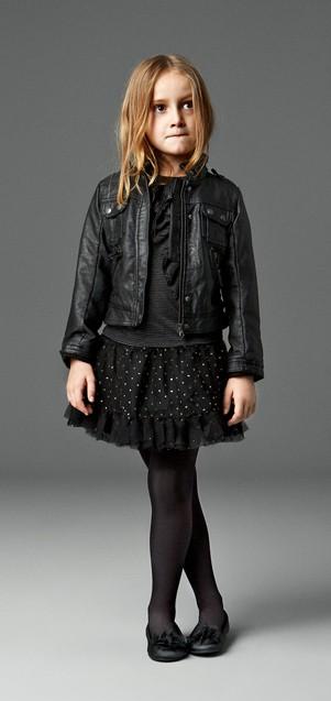 completo nelle specifiche nuovi stili nuovo stile del 2019 zara-abbigliamento-bambini-natale-gonna-pois - Blogmamma.it