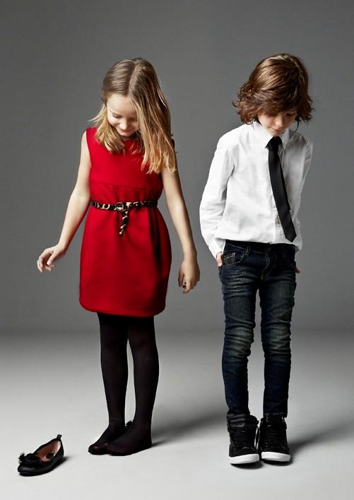 vendita outlet seleziona per ufficiale prezzo base zara-abbigliamento-bambini-natale-vestito-rosso - Blogmamma.it