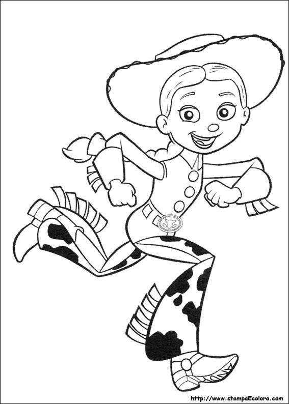 Toy Story 3 Disegni Da Stampare E Colorare Blogmammait