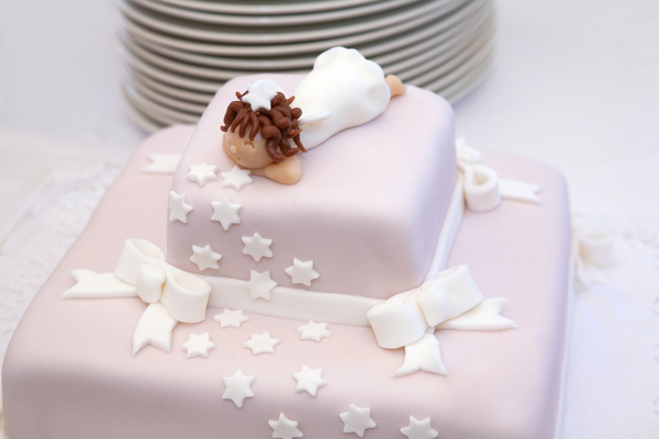 battesimo torta per la festa