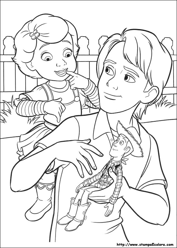 Toy Story 3 Disegni Colorare Blogmamma It Blogmamma It Story 3 Colouring Pages