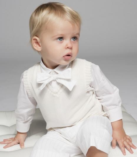 Allegra e versatile, la nuova collezione bambino Benetton offre anche ai più piccoli un'ampia scelta di prodotti di qualità, certificata dal marchio