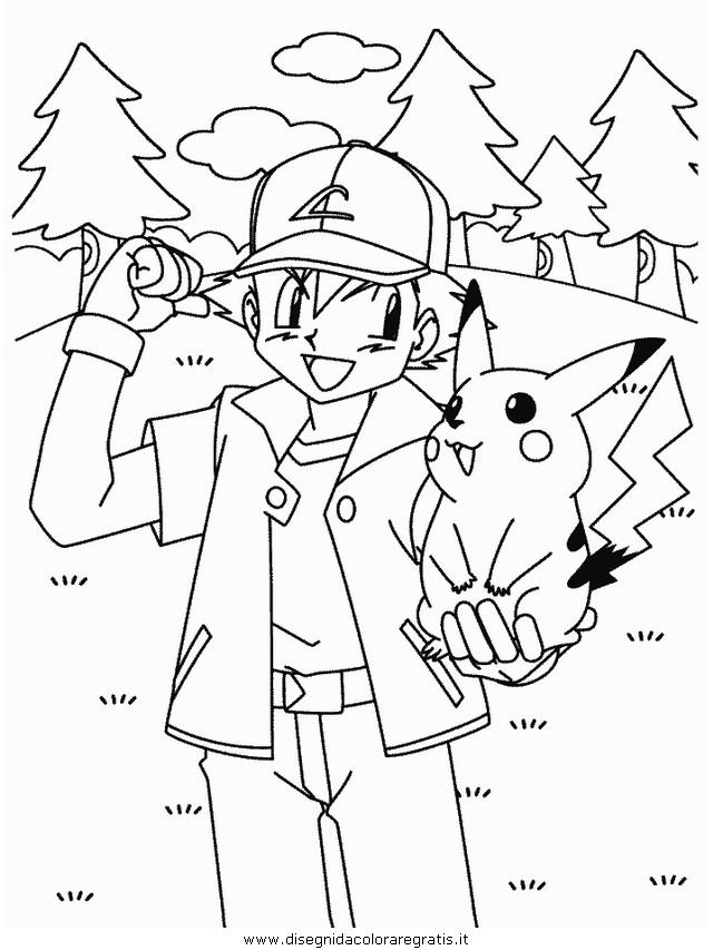 Disegni Pokemon Da Colorare Blogmamma It