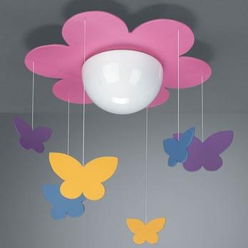 Arredare la cameretta dei bambini: i lampadari - Blogmamma ...