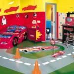 cameretta-bimbi-cars