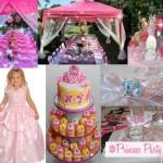 feste-compleanno-tema-principesse-mix