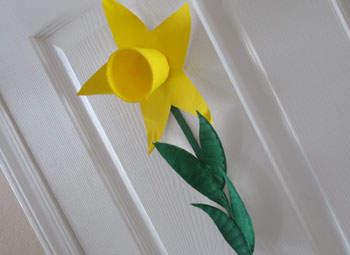 Lavoretti per festeggiare l 39 arrivo della primavera for Lavoretti di primavera